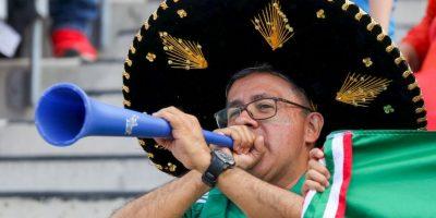 A la Federación de Fútbol de México Foto:Getty Images