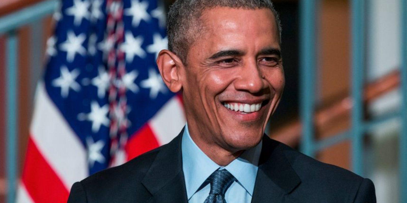 El actual presidente de Estados Unidos es el número 44 en gobernar su país. Foto:Getty Images