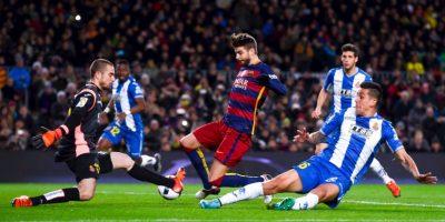 En el partido de ida de los octavos de final de la Copa del Rey los blaugrana se impusieron 4-1 Foto:Getty Images