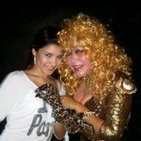 """En 2011 estrenó """"Fiesta Felina"""" Foto:Tigresa del Oriente/Facebook"""