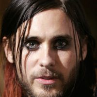 Jared Leto antes de ser Jesús y el Joker no se lavaba el pelo. Foto:vía Getty Images