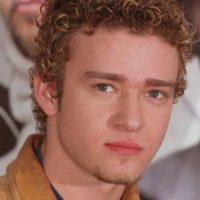 Justin Timberlake y sus ricitos de oro. Foto:vía Getty Images