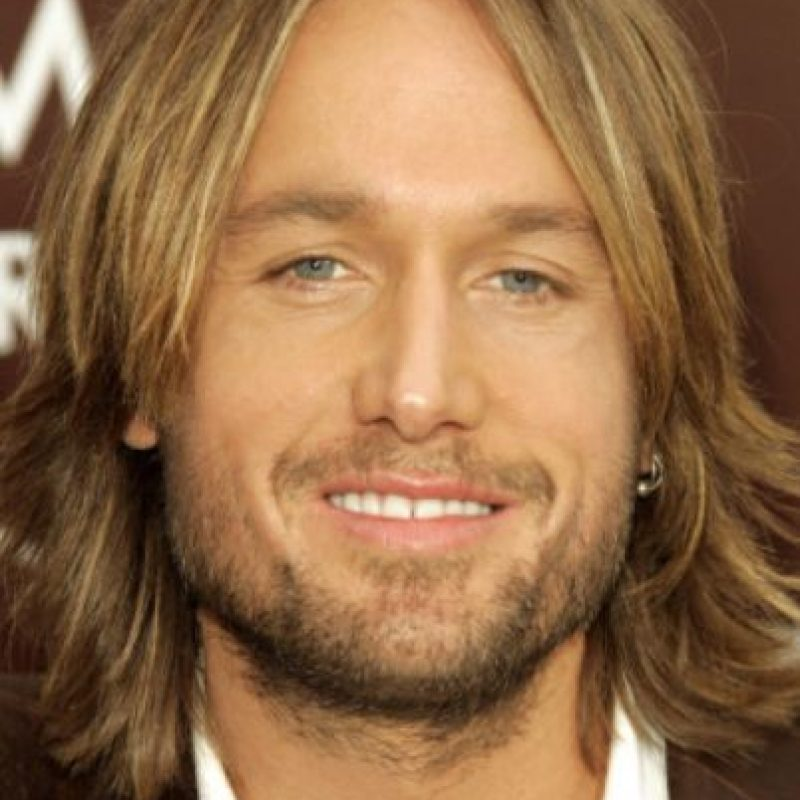 Keith Urban como Meg Ryan en 1995. Foto: vía Getty Images