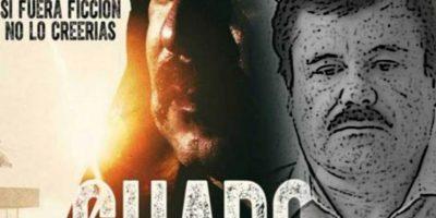 """4 polémicas en torno a la película de """"El Chapo: El escape del siglo"""""""