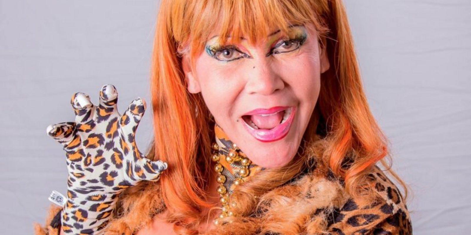 Comenzó como maquilladora de televisión. Foto:vía Facebook/La Tigresa del Oriente