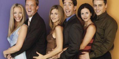 """Confirman el regreso de la icónica serie """"Friends"""""""