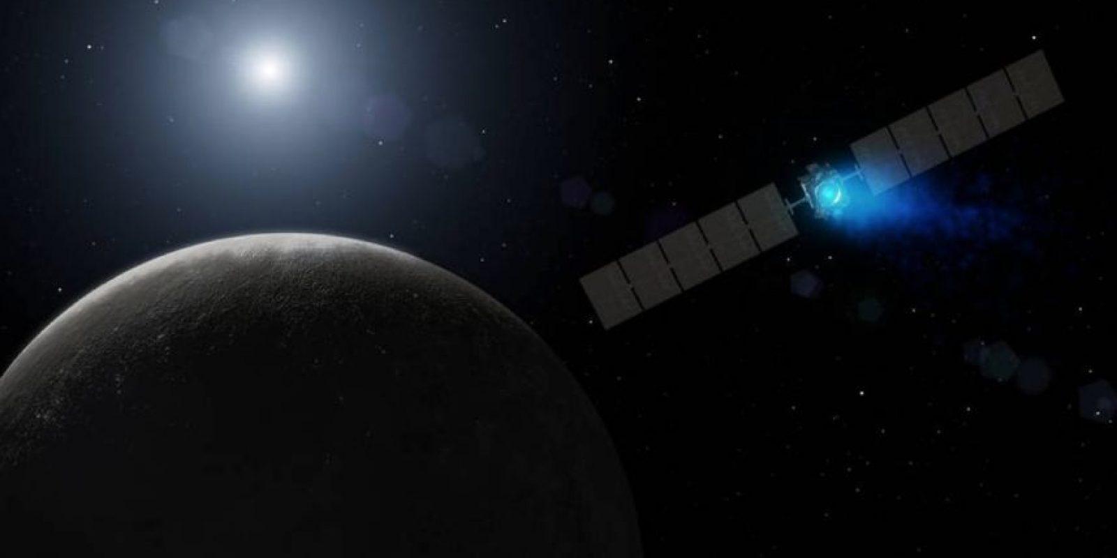 """2012 TC4- Se prevé que pase cerca de la Tierra en 2017. Según la revista """"Muy Interesante"""", se estima que mide de 12 y 40 metros de diámetro (39 a 131 pies). Foto:Vía nasa.gov"""