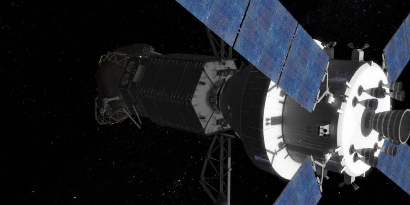 """Mientras que con """"Asteroid Impact and Deflection Assessment (AIDA)"""" planea chocar contra un asteroide y destruirlo. Foto:Vía nasa.gov"""