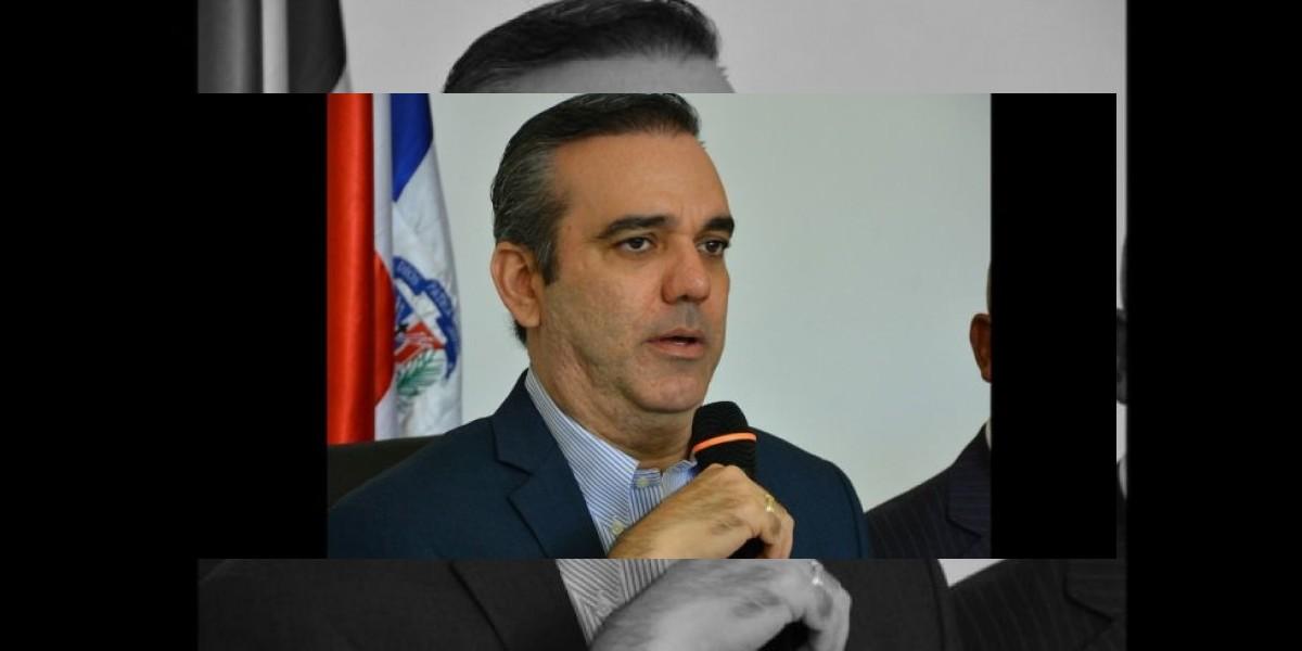 Abinader favorece un frente electoral para sacar al PLD del Gobierno
