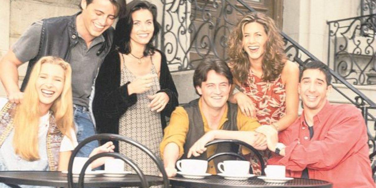 """Protagonistas de """"Friends"""" volverán juntos a la pantalla"""