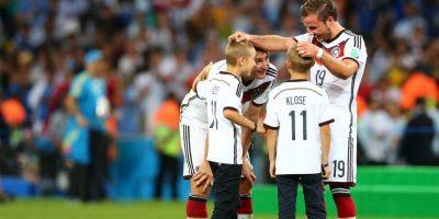 Jugó cuatro Mundiales Foto:Getty Images