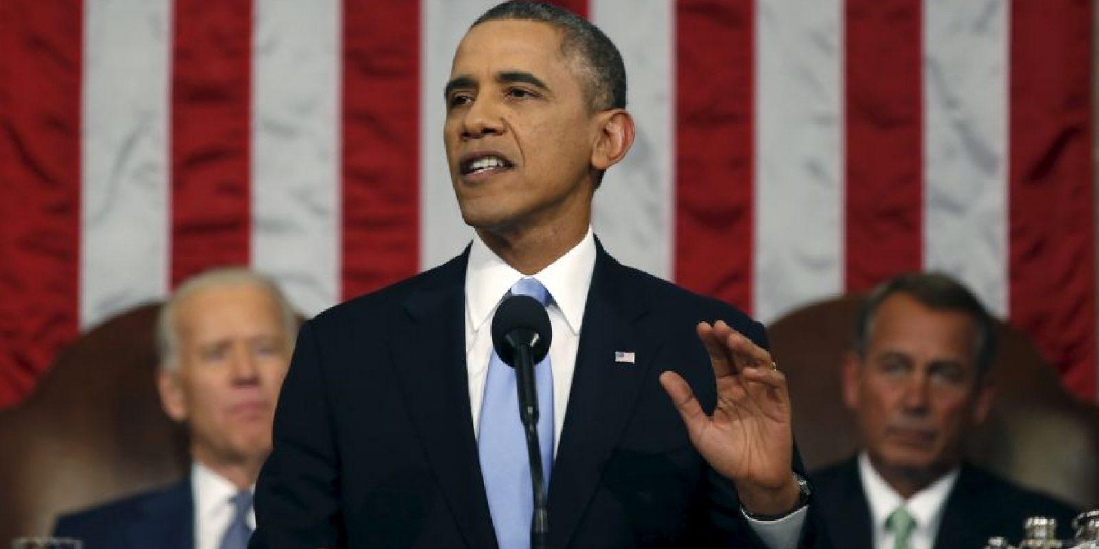 El año en que el presidente Obama restableció las relaciones con Cuba. Foto:Getty Images