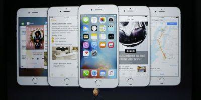 Mientras la pantalla del iPhone 6s es de 1334 * 750 píxeles con resolución de 326 ppi, la pantalla el iPhone 6s Plus es de 1920 * 1080 píxeles con resolución de 401 ppi. Foto:Getty Images