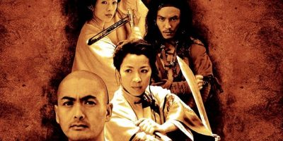 """""""El Tigre y el dragón"""" está basada en Tigre agazapado, dragón escondido, la cuarta novela de la llamada Pentalogía de Hierro, escrita por Wang Dulu. Ganó cuatro premios, entre ellos el Óscar a la mejor película extranjera en el año 2000. Foto:Columbia Pictures"""