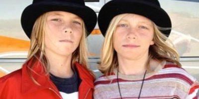 """También aparecerán en """"Teen Vogue"""". Foto:vía Alyea Riker"""