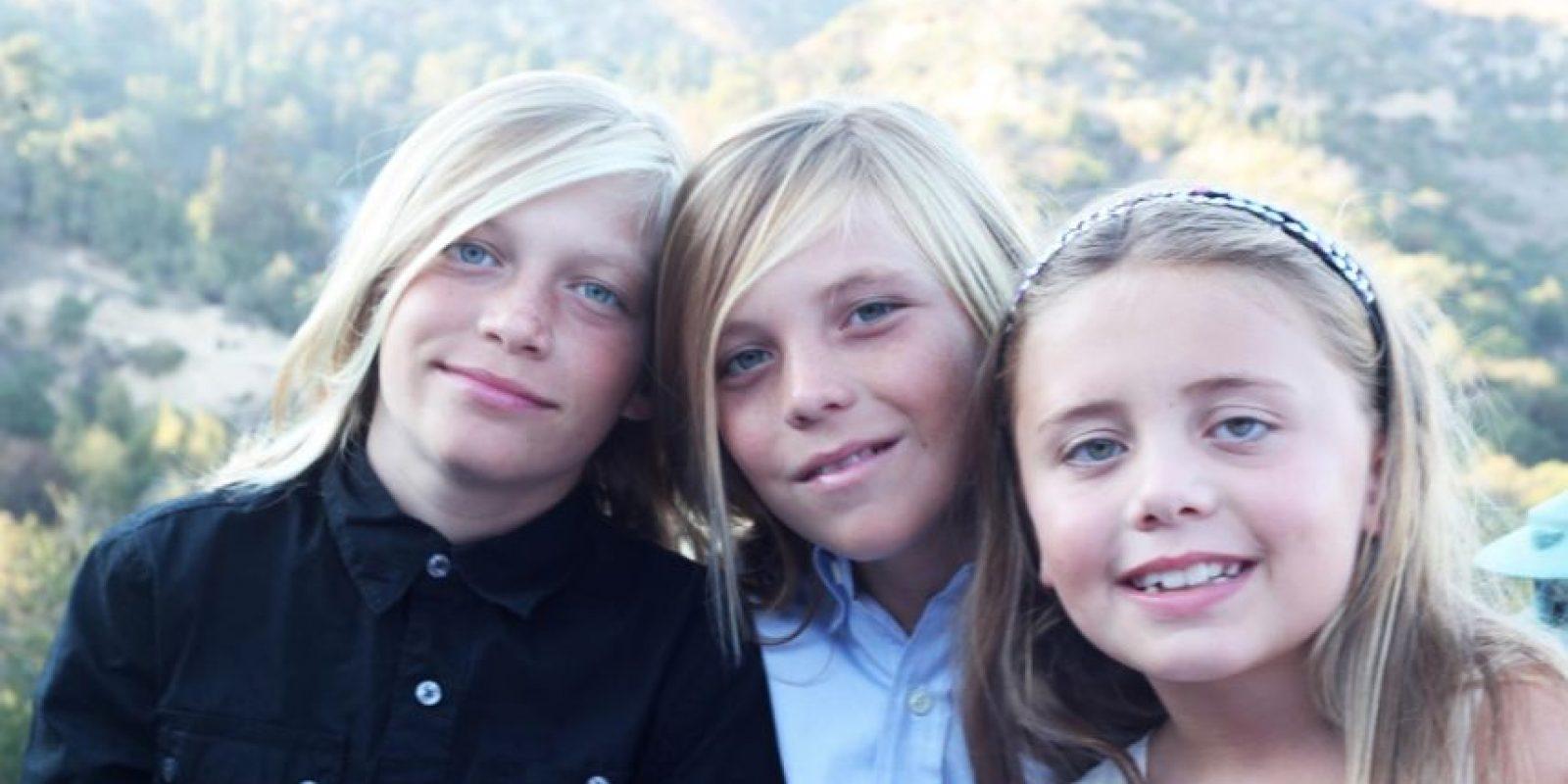 """Su familia sí es fan de """"Los Expedientes Secretos X"""". Foto:vía Alyea Riker"""