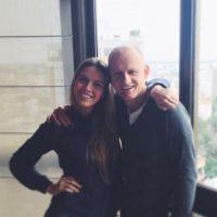 La hija del exportero brasileño Claudio Taffarel Foto:Vía instagram.com/catherinetaffarel