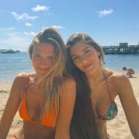 Miren las mejores imágenes de sus redes sociales. Foto:Vía instagram.com/catherinetaffarel
