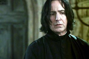 El actor Alan Rickman personificó al profesor Severus Snape Foto:Warner Bros