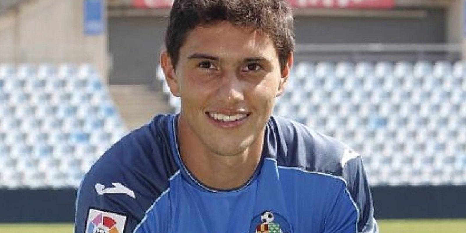 Emiliano Velázquez (Getafe) Foto:Getty Images