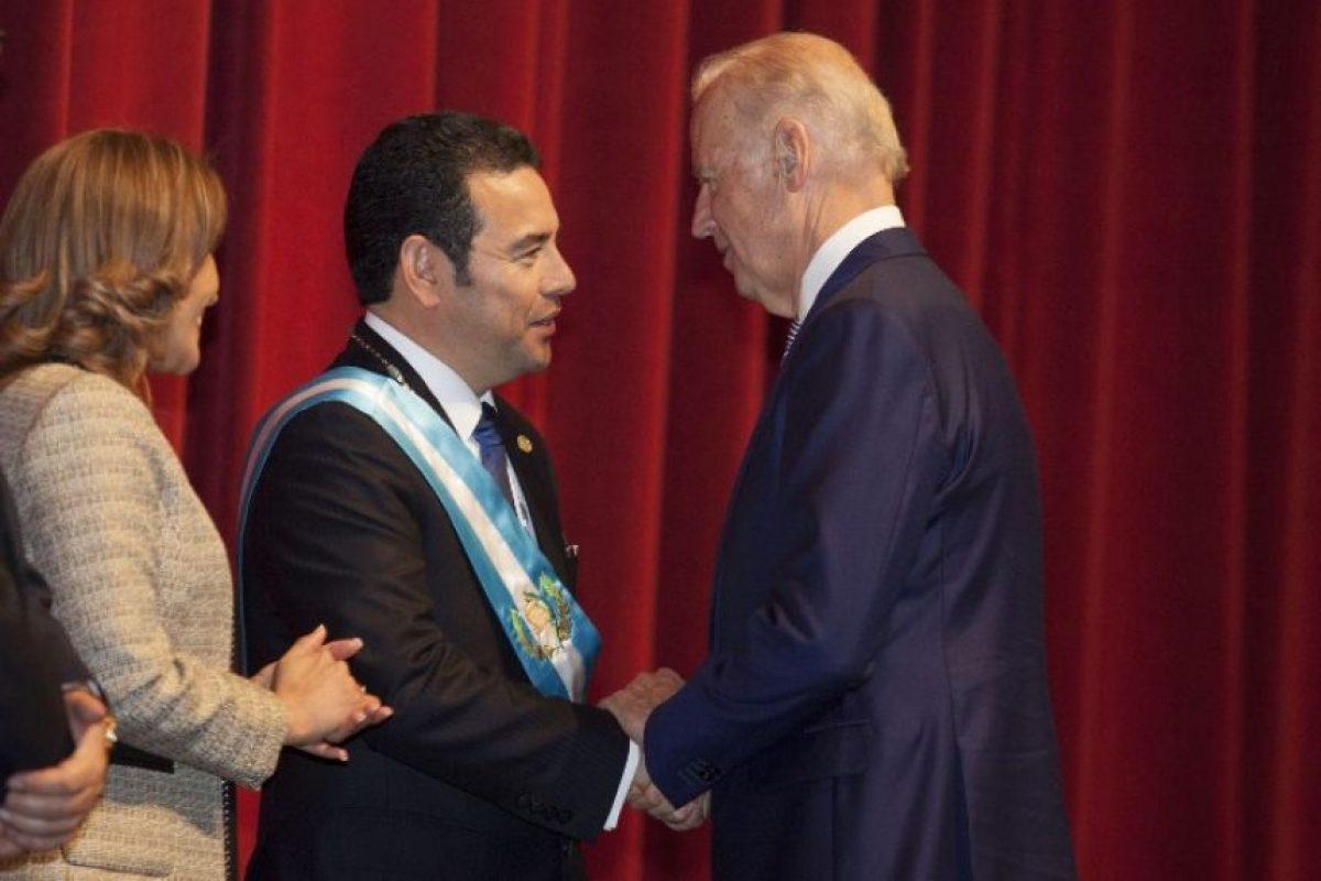 Ocupa el cargo desde el 20 de enero de 2009. Foto:AFP