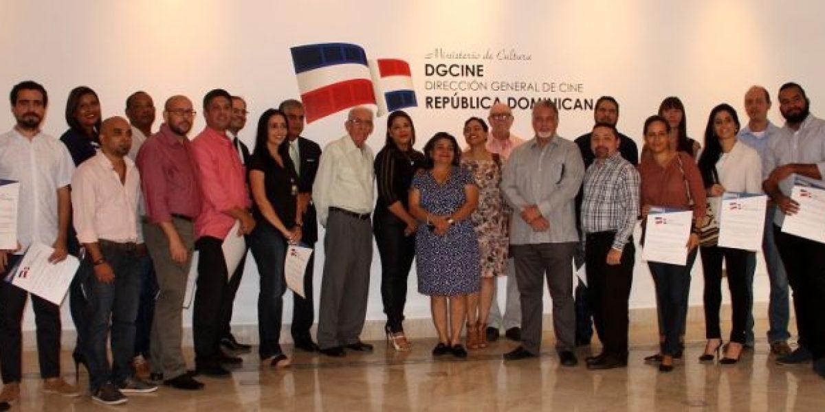 """Cultura reconoce a los ganadores del """"Forprocine 2015"""""""