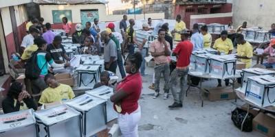 Dimite otro miembro de consejo electoral de Haití a 9 días de las presidenciales