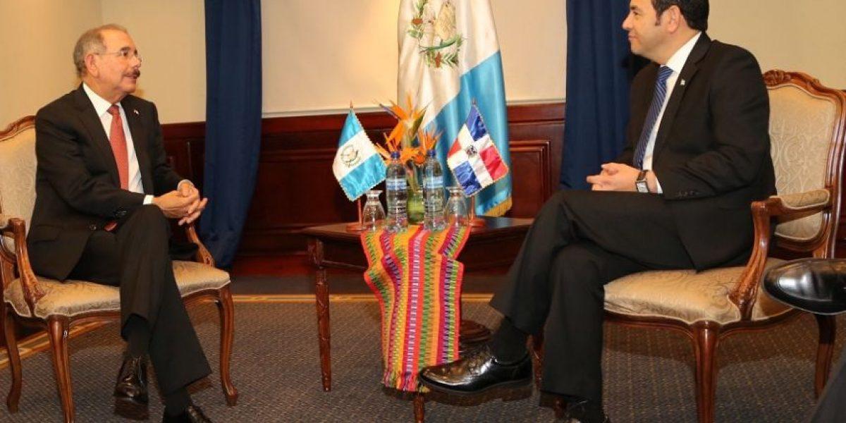 Jimmy Morales: De comediante a la Presidencia