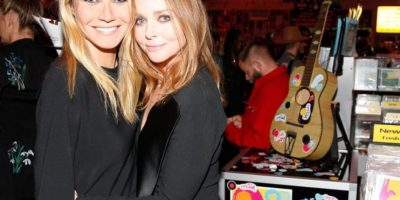 Gwyneth Paltrow y Stella McCartney. Foto:Fuente Externa