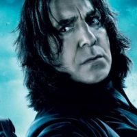 """Alan Rickman es mejor conocido por su personaje de """"Severus Snape"""" en la saga de películas de """"Harry Potter"""" Foto:Warner Bros"""