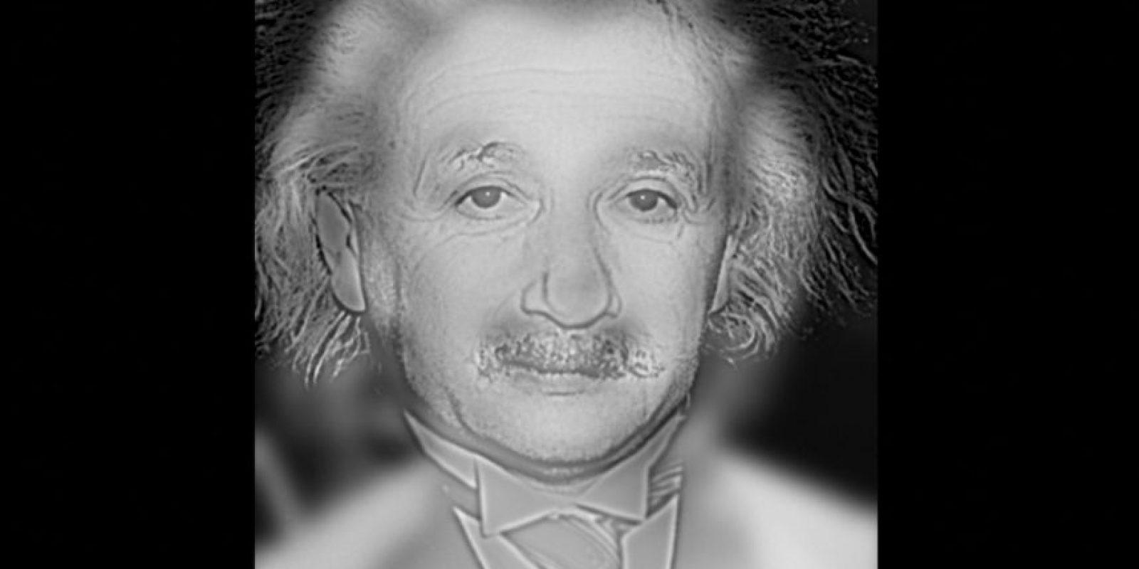 Sin embargo, algunas son creadas. ¿A quién ven aquí? ¿Marilyn Monroe o Albert Einstein? Foto:mit.edu – Aude Oliva