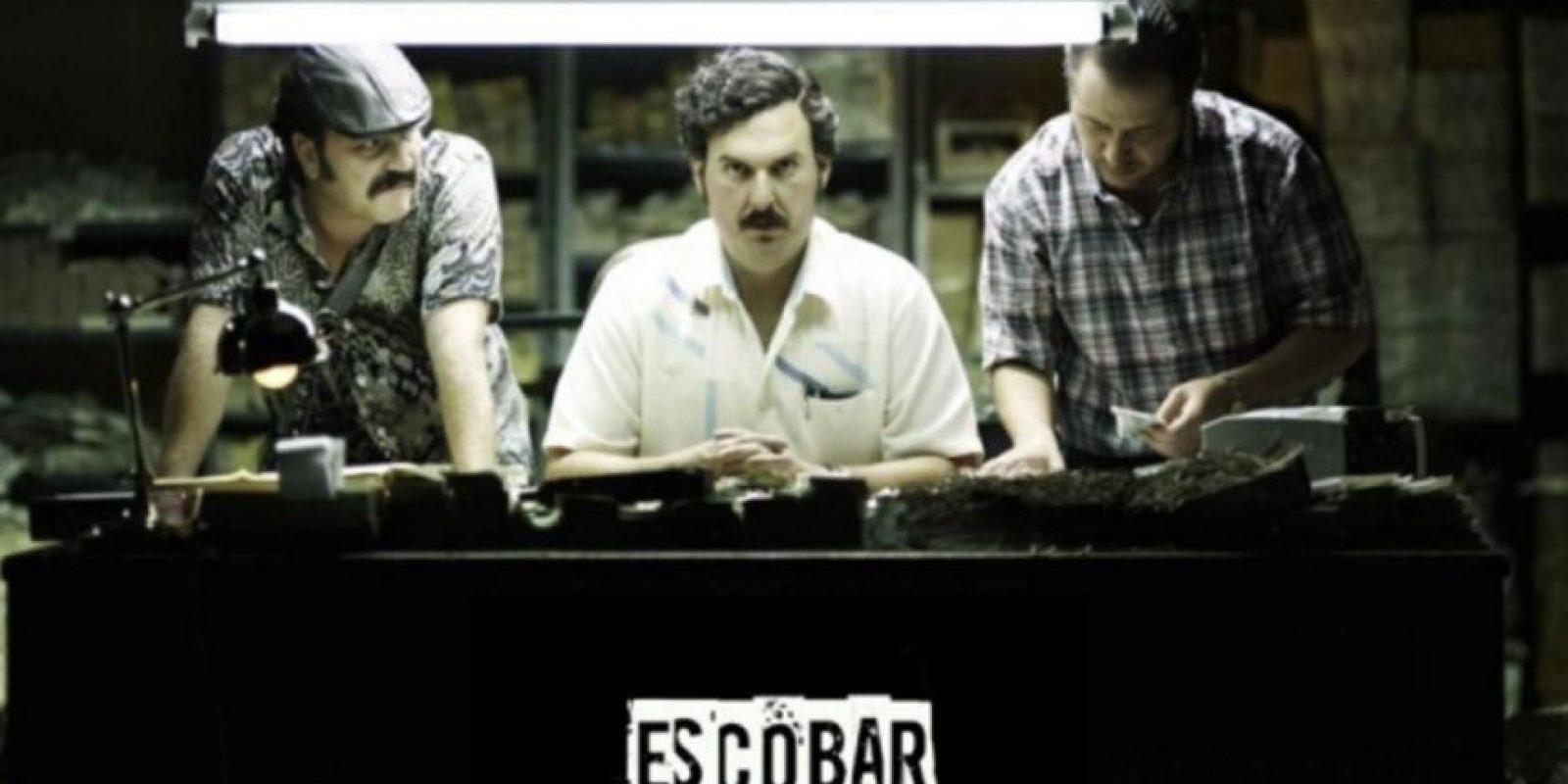 """5) """"Pablo Escobar, el patrón del mal"""". Foto:vía Netflix"""