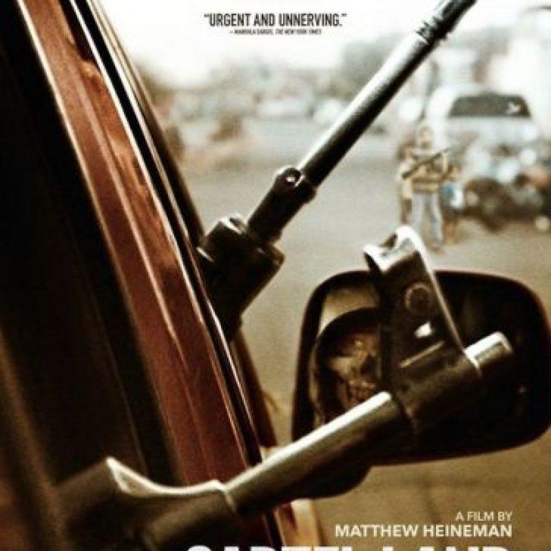 """9) """"Guerra de Cárteles"""". Foto:vía Netflix"""