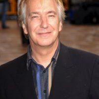 El actor británico murió a los 69 años. Foto:Getty Images