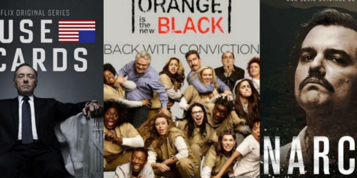 Las series más vistas de Netflix según NBC