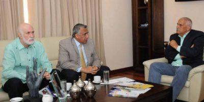 Ministerio Deportes y Comité Olímpico se reúnen para tratar acciones de la delegación de RD irá a Río