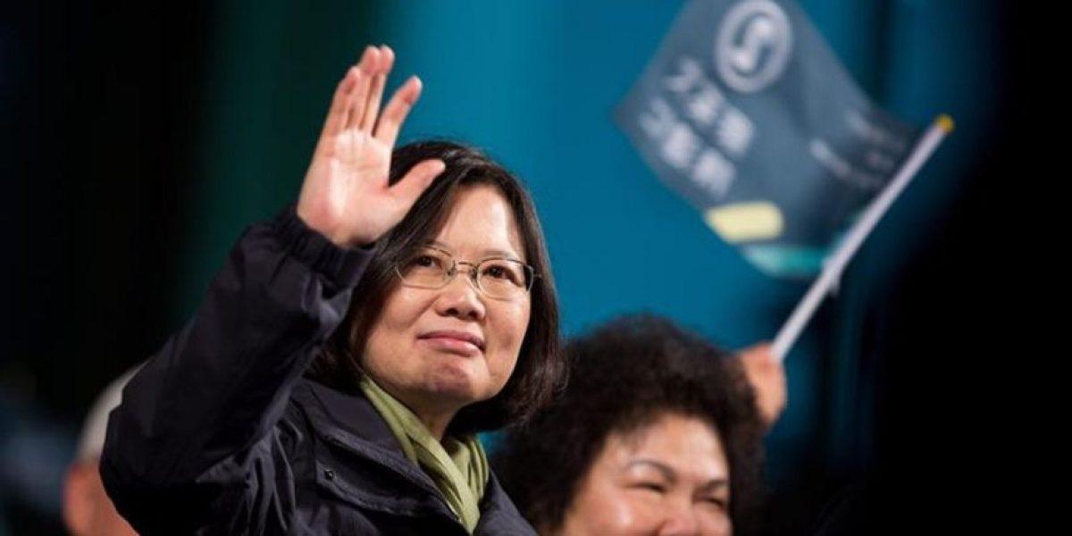 Taiwán elige la primera presidenta en un cambio histórico sin miedo a China