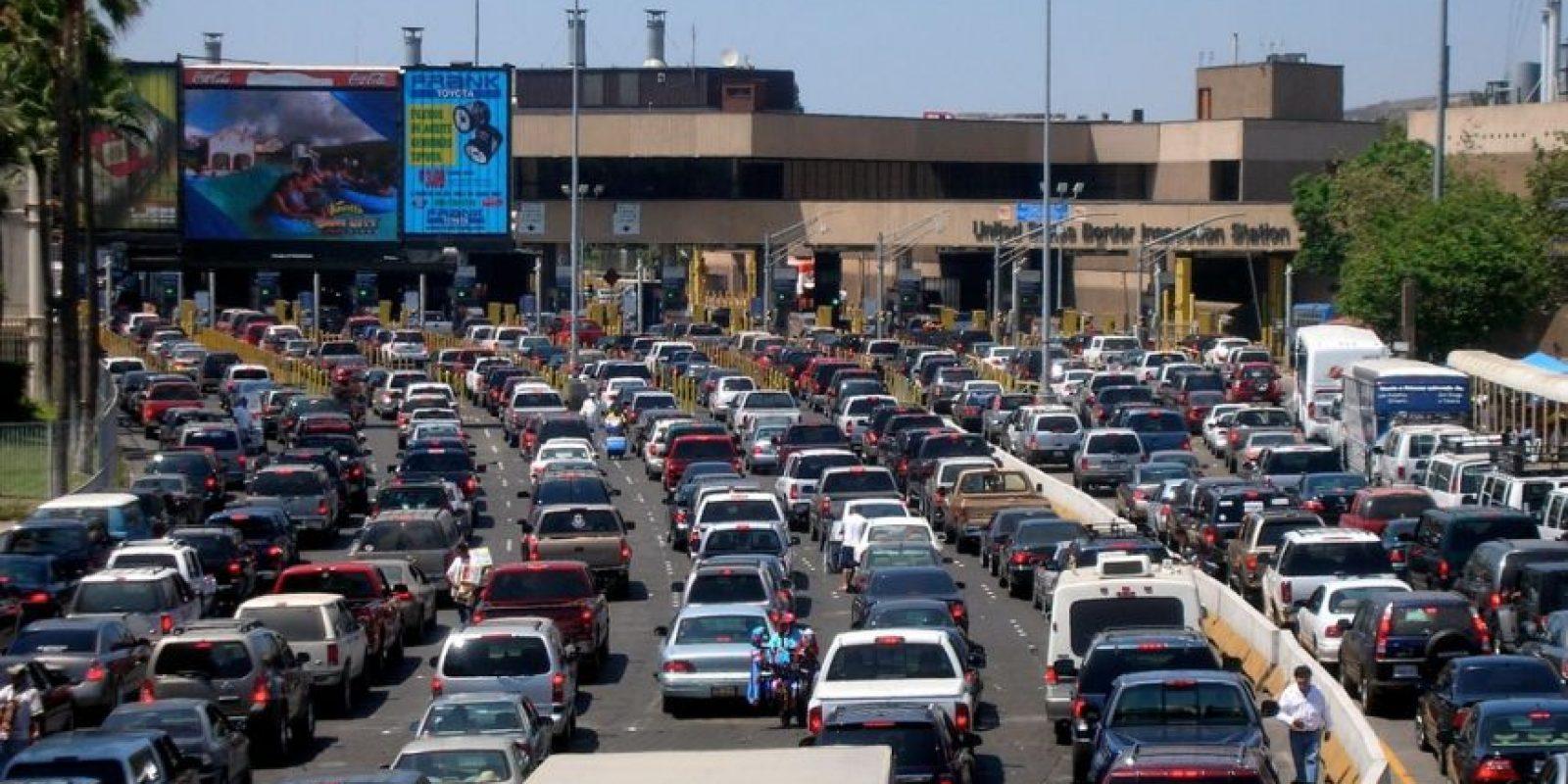 Autos. Los traficantes esconden en compartimientos secretos la droga. Foto:Wikipedia.org