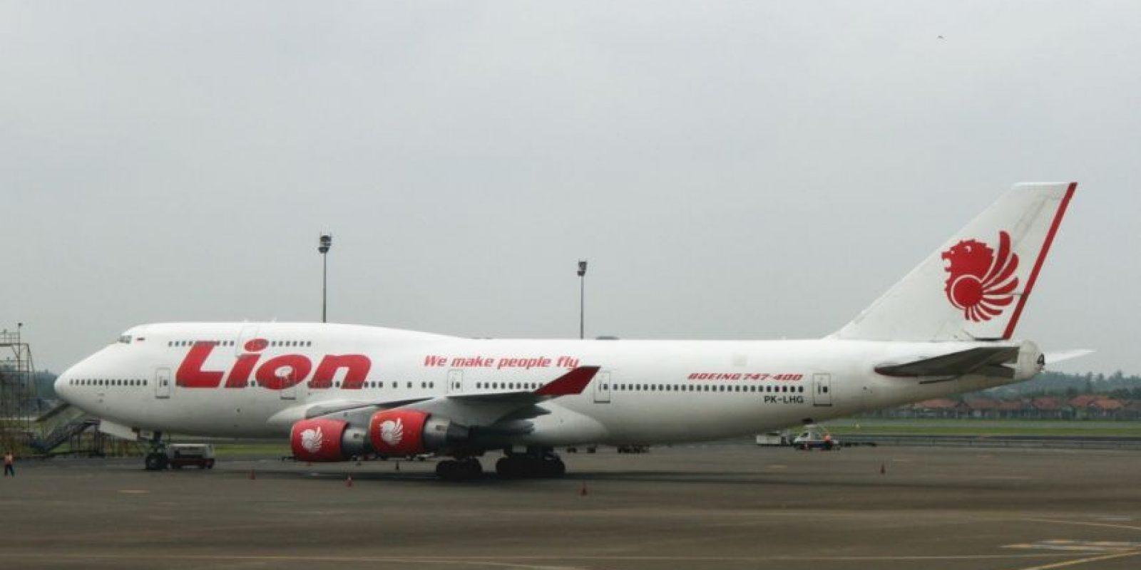 Lion Air Foto:Wikipedia.org