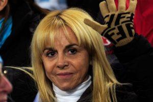 Claudia Villafañe Foto:Getty Images