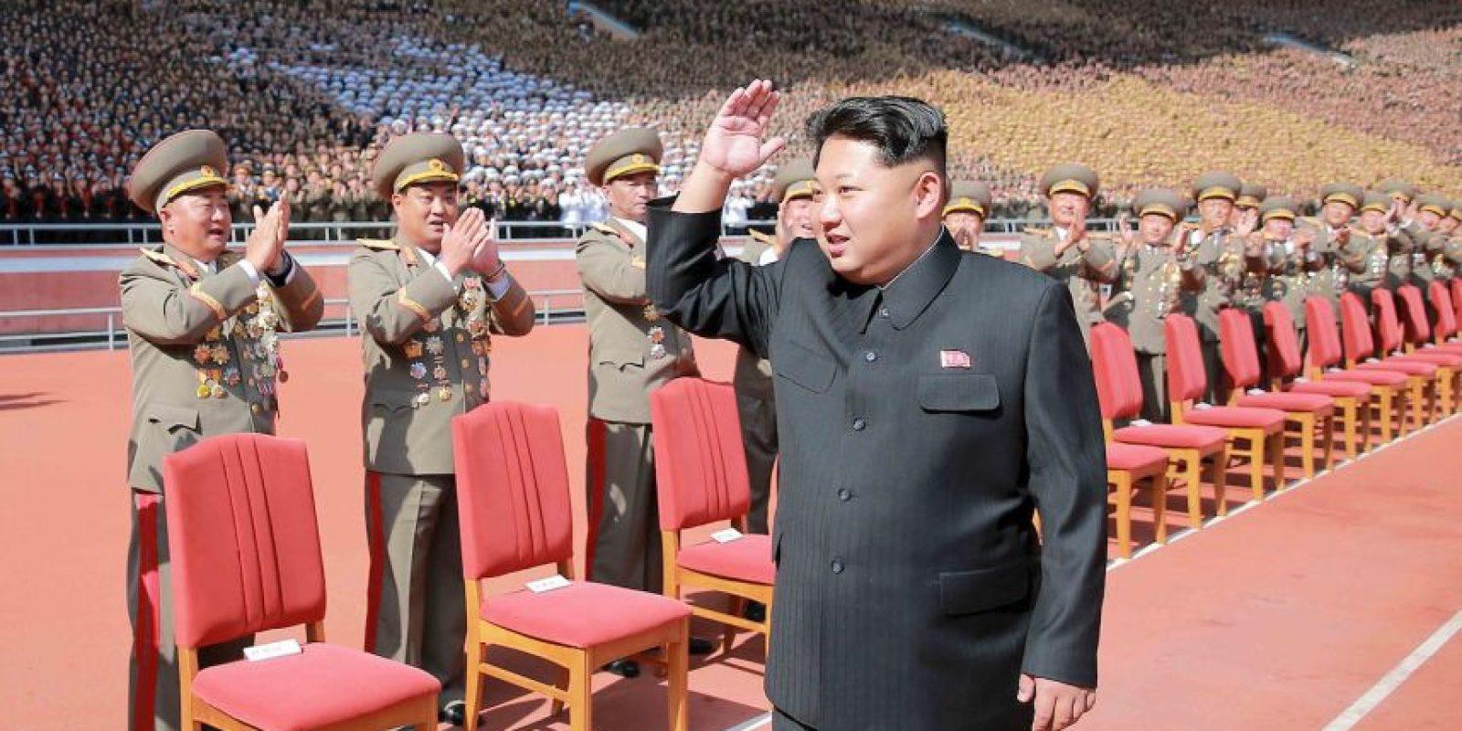 Corea del Norte Foto:AFP