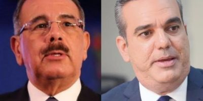 Encuesta otorga 45.73 % a Medina y 41.96 % a Abinader a 4 meses de elecciones