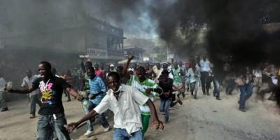 Incendiadas tres oficinas electorales en el norte de Haití