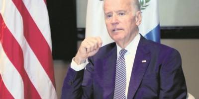 """Joe Biden: """"La corrupción destruye las sociedades desde adentro hacia afuera"""""""