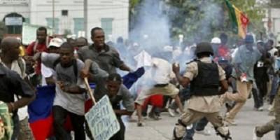 La violencia vuelve a las calles de Haití a seis días de las elecciones