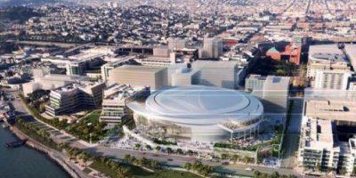 Los Warriors aún sin fecha para su traslado a San Francisco