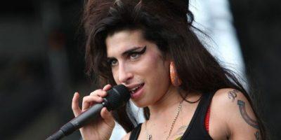 Amy nació en 1983. Foto:Getty Images