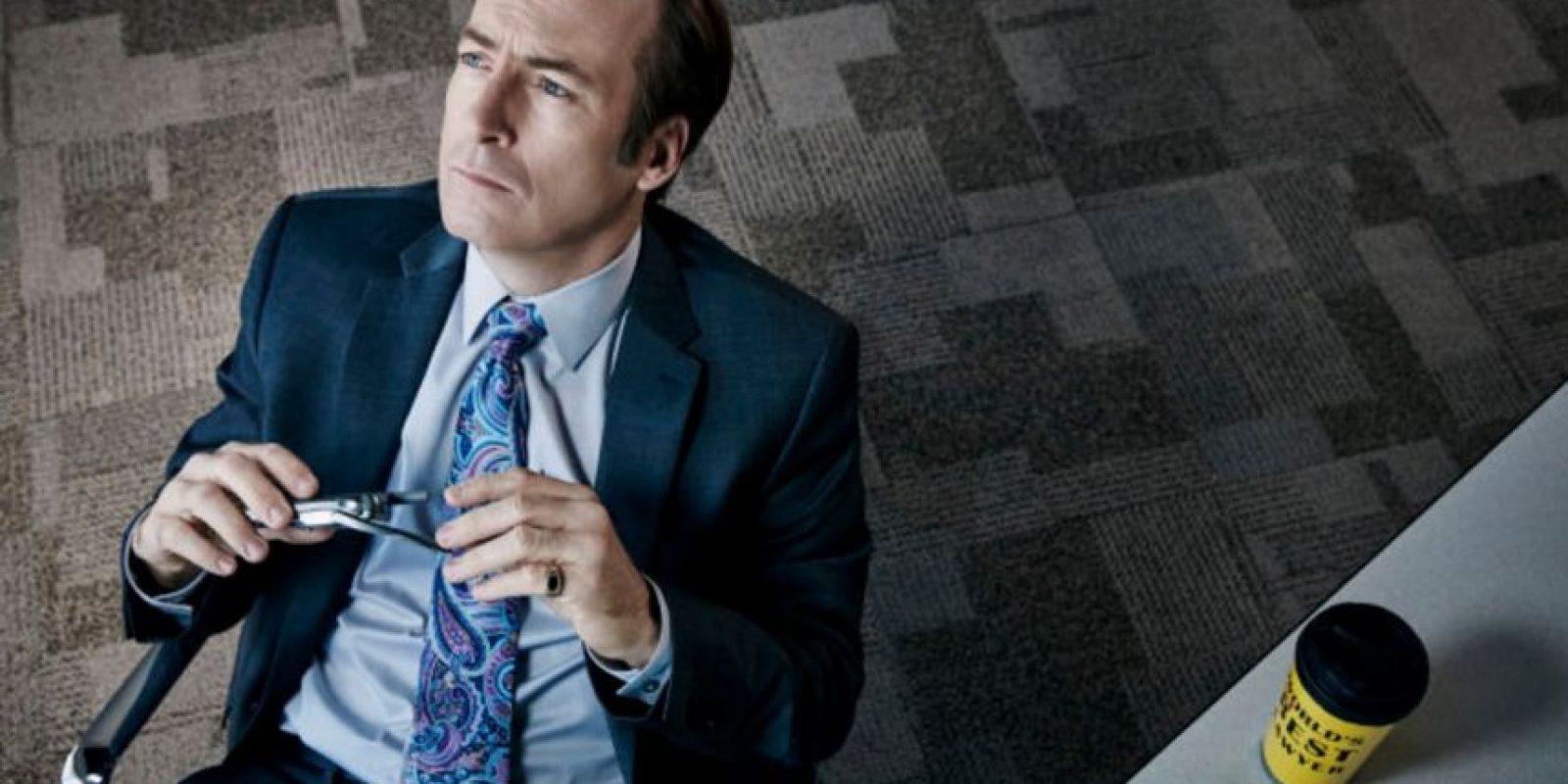 """Es la precuela de la serie """"Breaking Bad"""", la cual explora los orígenes del singular abogado """"Saul Goodman"""", quien pasa de ser un profesional sin mucho éxito a la mano derecha de diversos delincuentes. Foto:Netflix / AMC"""
