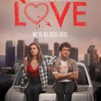 """""""LOVE"""". Primera temporada a partir del 19 de febrero. Foto:Netflix"""