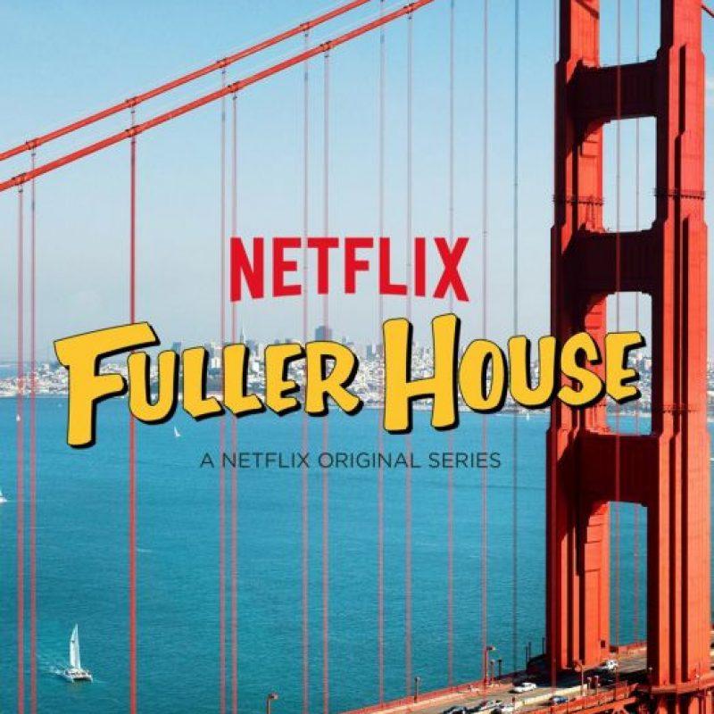 """El spin-off de la serie """"Full House"""" (Tres por Tres), la cual se ubica 21 años después de la serie original y se enfoca en las dos hermanas """"Tanner"""" junto a su mejor amiga """"Kimmy Gibbler"""". Todos viven bajo el mismo techo. Foto:Netflix"""
